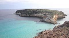остров Лампедуза, Италия