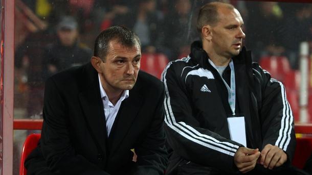 Златомир Загорчич (вляво)