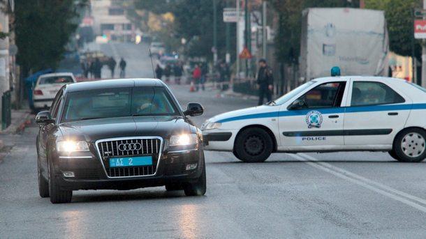 Гърция полиция