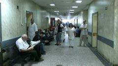 Пострадалият е настанен във Военна болница в София