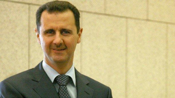 Президентът на Сирия Башар Асад