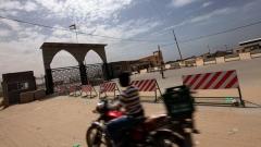 Рафа-граничен пункт на ивицата Газа с Египет