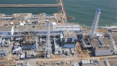 Фукушима пострада при последния голям трус на 11 март