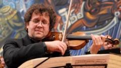 Музикантът на 2010 година - цигуларят Веско Пантелеев-Ешкенази