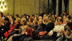 Публиката в зала 6 на НДК аплодира наградените в анкетата