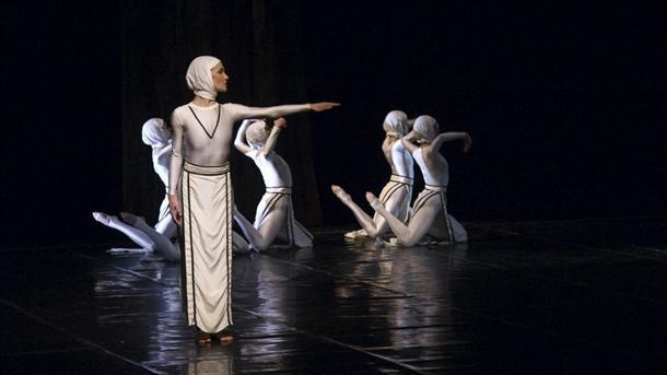 Танцовата драма