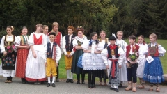 Участници в детския фолклорен конкурс Spevachek 2011 – гр. Велке Лосини, Република Чехия