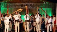 Церемония по официалното откриване на фестивала в Закопане