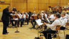 Оркестърът за народна музика на БНР