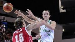 Баскетболните ни национали изиграха най-силния си мач на европейското, но загубиха от състава на Русия със 77:89 точки