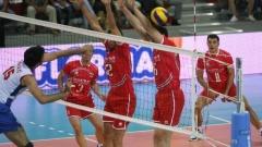 Волейболните ни национали допуснаха изненадваща загуба с 2:3 гейма от състава на Словения