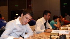 Иван Чепаринов достигна до полуфиналите на турнира по шахмат