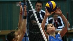 Волейболистките от националния ни тим за девойки взеха среброто на Балканиадата