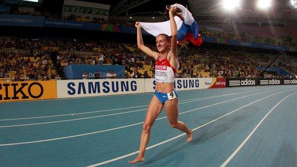 Рускинята Юлия Зарипова спечели бягането на 3 000 метра с препятствия в Стокхолм с най-добър резултат в света за сезона