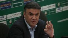 Президентът на БФС Борислав Михайлов призна, че е получил сигнали от УЕФА за манипулирани мачове у нас