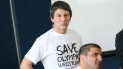 Президентът на федерацията по борба Валентин Йорданов е доволен от представянето на младите ни борци