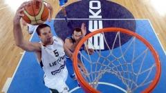 Литва отстрани Италия след 81:77 точки и ще играе на полуфиналите на Европейското първенство по баскетбол в Словения