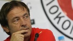 Наставникът на Локомотив (Сф) Диян Петков има защо да е угрижен