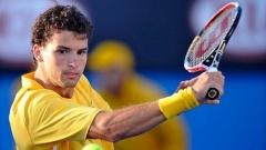 Григор Димитров се класира за 3-ия кръг на тенис турнира в Уинстън Салем, САЩ след победа над Доналд Йънг с 2:1 сета