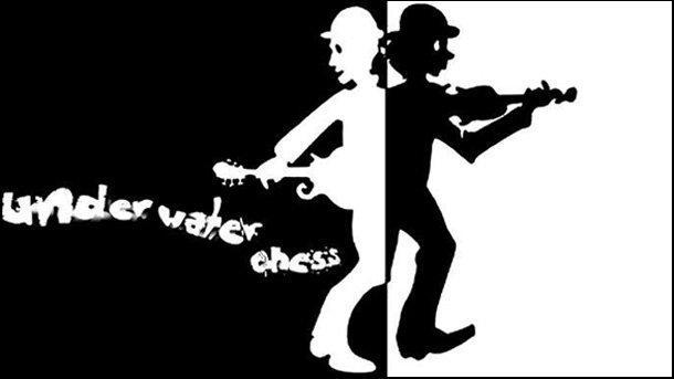 """Вторник вечер с Underwater Chess на """"Аларма""""."""