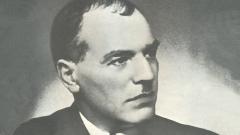 На снимката: Писателят Йордан Йовков