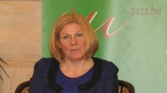 Н. Пр. Юдит Ланг, извънреден и пълномощен посланик на Унгария.