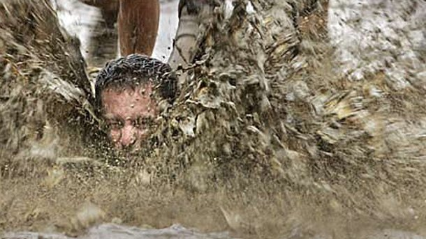 Когато ви се прииска да облеете някого с кал, за предпочитане е тя да бъде лечебна...