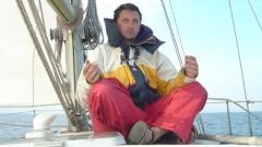 Христо Велков - най-добрият български ветроходец за 2011 година, носител на Златен глобус