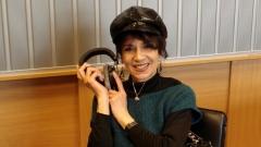 """Румяна Коцева в студиото на програма """"Христо Ботев"""" на БНР (24 януари 2012 г.)"""