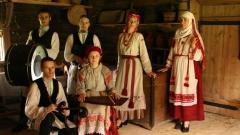 """Беларуският фолклорен ансамбъл """"Виетах""""."""