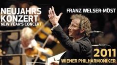 За първи път Новогодишния концерт на Виенската филхармония ще бъде дирижиран от Франц Велзер-Мьост.