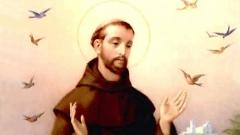 Св. Франциск проповядва на птиците