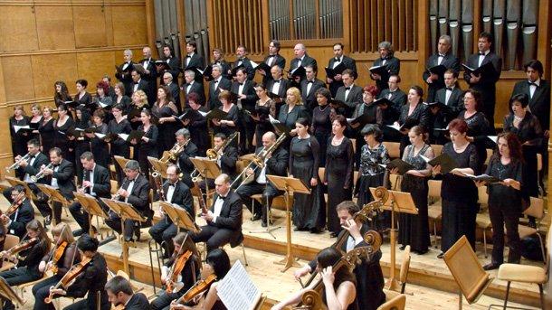 Смесеният хор на БНР