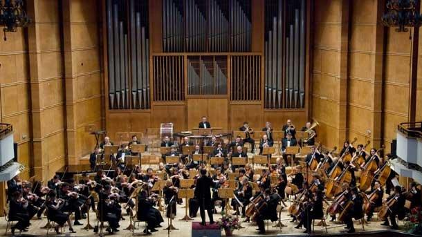 Симфоничният оркестър на БНР