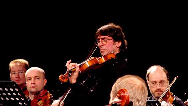Диригент и солист Юри Башмет, виола.