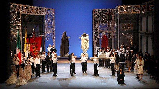 """Резултат с изображение за операта """"Селска чест""""."""