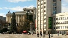 Централният площад в Габрово