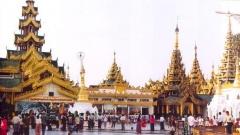 Пагодата Шведагон.