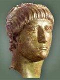 Kokë bronzi, shek. II