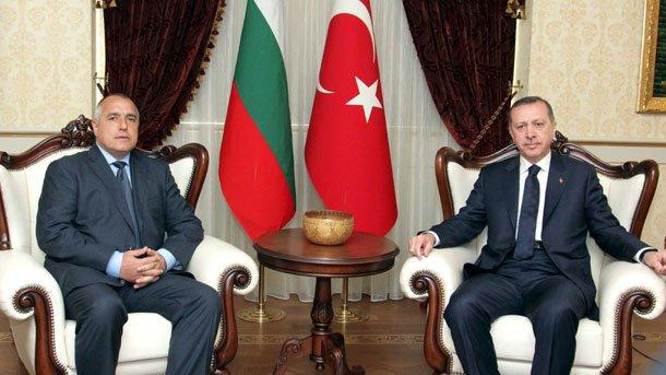 След среща на премиера Бойко Борисов с турския му колега Реджеп Тайип Ердоган в турската столица бяха подписани 17 документа, израз на взаимния интерес за развитие на отношенията между двете страни.