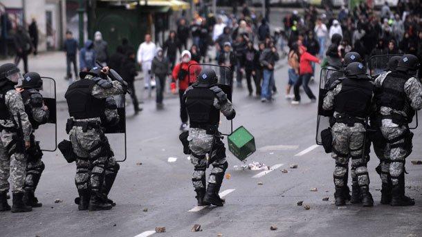 Убийство на петима души край Скопие предизвика високо обществено напрежение.