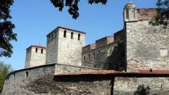 """Pallati mesjetar """"Gjysha Vida"""" në bregun e lumit Danub"""