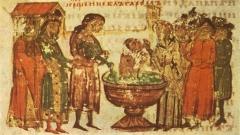 Krishterimi i bullgarëve
