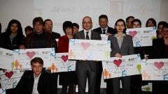 """Megjithë krizën, gjatë 2012-ës në fushatën """"Zgjidh, që të mund të ndihmosh"""" u grumbulluan më shumë se 150 mijë euro."""