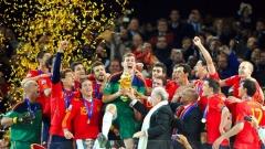 Spanja fitoi Botërorin 2010