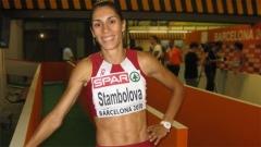 Vanja Stambollova u shpall sportiste numër 1 e atletikës së lehtë në Bullgari për vitin 2010.