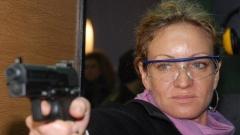 """Marija Grozdeva u dallua me titullin """"Sportist i vitit 2010"""" të Federatës bullgare të qitjes sportive"""