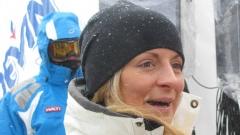 Në Telluride Aleksandra Zhekova mori medalje të argjend në disiplinën bordërkros në raundin e Kupës botërore të snoubordit