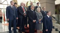 Önde gelen siyasi güçlerinin Milli Güvenlik Danışma Konseyi sırasında ele aldıkları Ulusal Güvenlik stratejisi, iktidar ve muhalefeti mutabık kıldı.