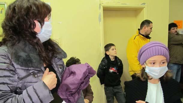 От днес в област Стара Загора е обявена грипна епидемия.
